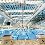 Tam Olimpik Yüzme Havuzu